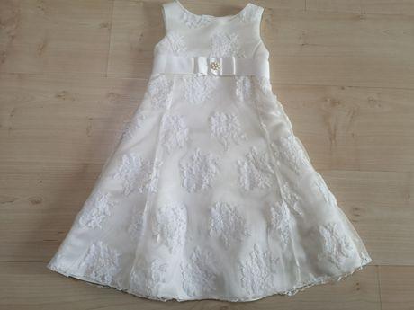 Sukienka john lewis na 4latka