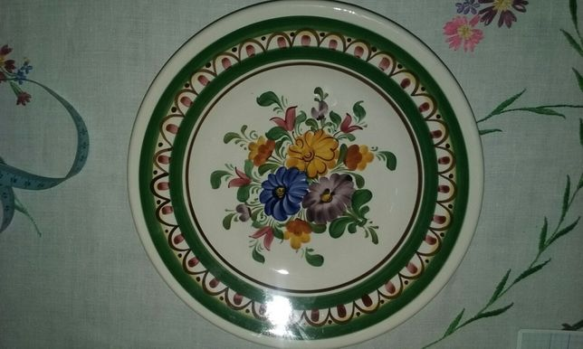 Porcelana talerz ozdobny handbemalt Austria