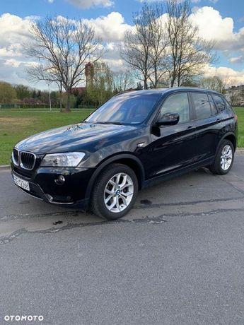 BMW X3 Zadbany, niski udokumentowany przebieg