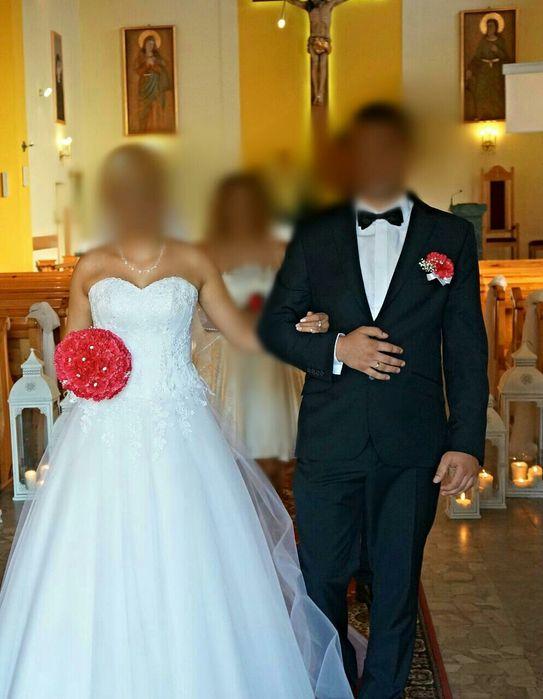 Sprzedam suknię ślubną Wyszków - image 1