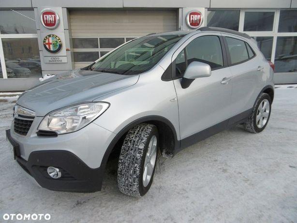 Opel Mokka SUV 1.4 Turbo 140KM 4X4 Edition