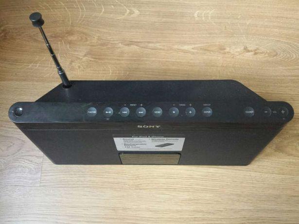Sony RDP głośnik bezprzewodowy! radio iPod