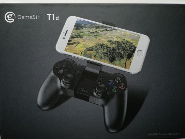 Controlador de jogos Gamesir T1d; compatível drones DJi Ryze Tello