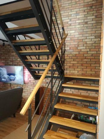 OGRODZENIA balustrady szklane konstrukcie schodów metalowych stoły