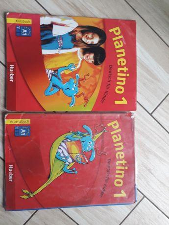 Planetino 1 книга+тетрадь