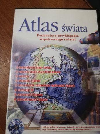 Atlas świata Pc cd