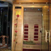 Sauna Infra RED Koloroterapia Muzykoterapia Aromaterapia Podczerwień
