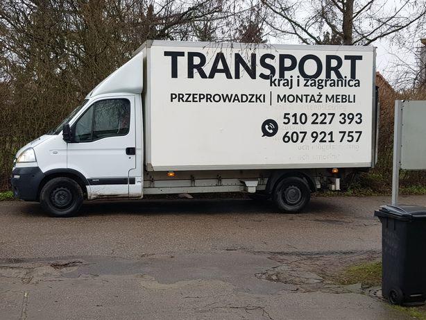 Transport, Przeprowadzki kraj zagranica przystępne ceny !!!