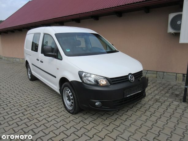 Volkswagen Caddy 2.0Tdi 140kM _ 5osobowy _ Maxi