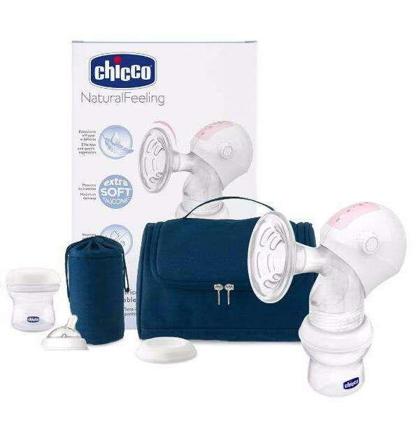Novo preço | Bomba/saca leite eletrica chicco Aljezur - imagem 1