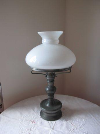 Candeeiro de mesa – antigo / vintage
