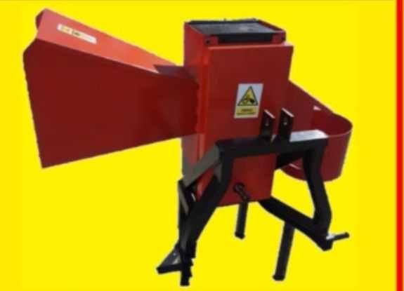 Измельчитель веток.Дроворубка REMET CNC R-150 ( Польща)