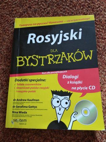 Rosyjski dla bystrzaków + CD