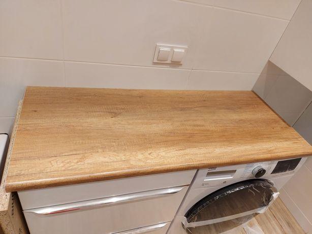 Blat łazienkowy  - kuchenny 120x50 i 84x50