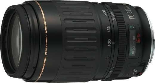 Canon EF100-300mm f/4.5-5.6 USM Ultrasonic