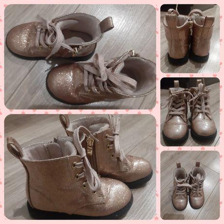 Ботинки сапоги H&M идеальные