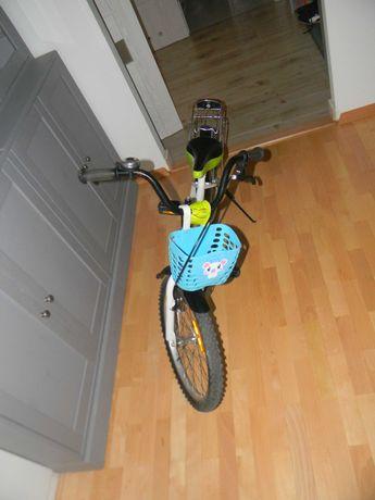 Rower dziecięcy koła 20 typu bmx