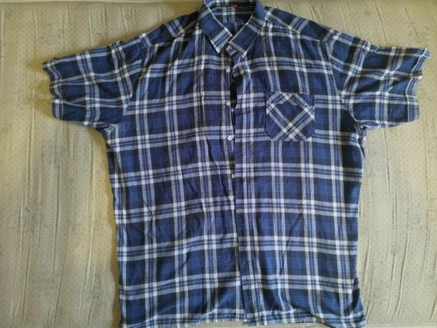 Рубашки больших размеров