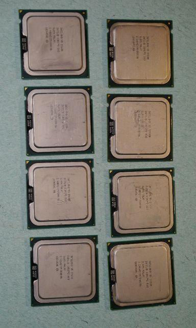 Процессор Intel Core 2 Duo E4500, E4600