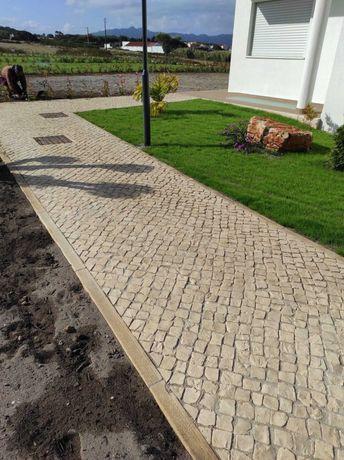 Pedra de Calçada Portuguesa