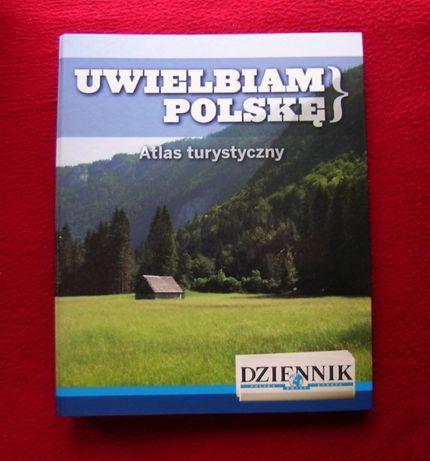 Atlas Turystyczny Uwielbiam Polskę