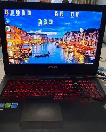 Игровой ноутбук Asus g752 ram16gb,gtx980m,i7-6700HQ,hdd1tb