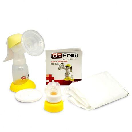 Механический молокоотсос ручной Dr.Frei GM10