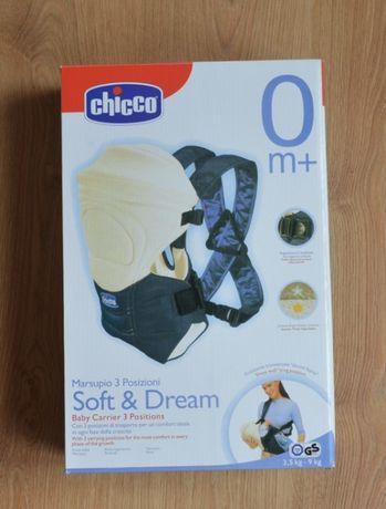 Nosidełko Chicco Soft & Dream 0+