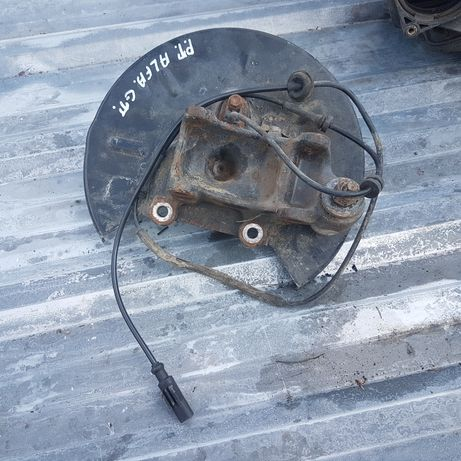 Piasta tył z tarczą kotwiczną oraz czujnikiem abs Alfa GT 147 156 Lubl