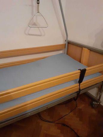 Sprzedam łóżko rehabilitacyjne elektryczne Warszawa Centrum