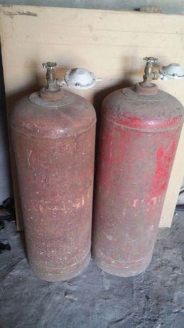 Баллон для бытового газа с редуктором 50 литров