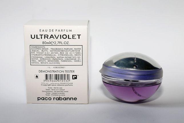 Perfumy Paco Rabanne Ultraviolet 80ml
