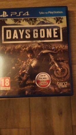 Days Gone PL PS4
