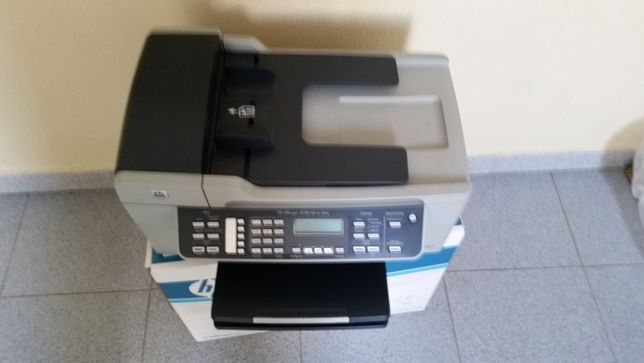 Impressora multifunções HP
