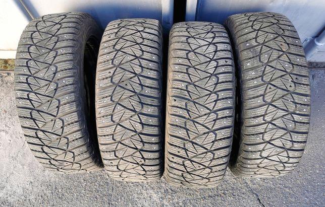 Резина зима шип (8+ мм) Dunlop Ice Touch 205 55 16