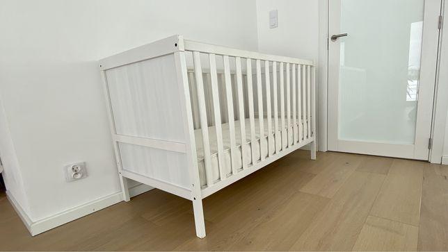 Łóżko dziecięce 60x120cm + Materac