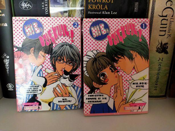Nie, dziękuję manga Ai Morinaga