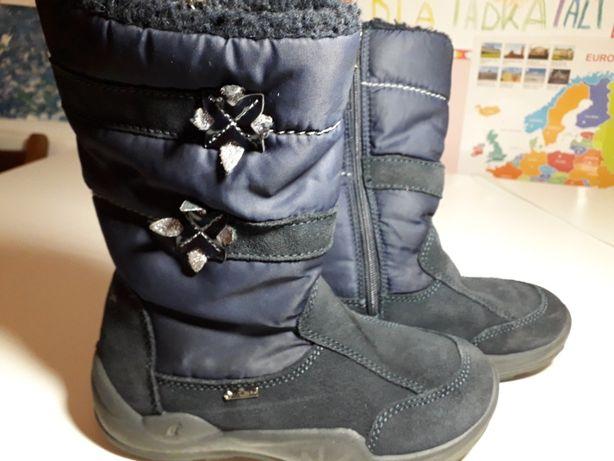 Buty zimowe dziewczęce Primigi r.30 gore-tex