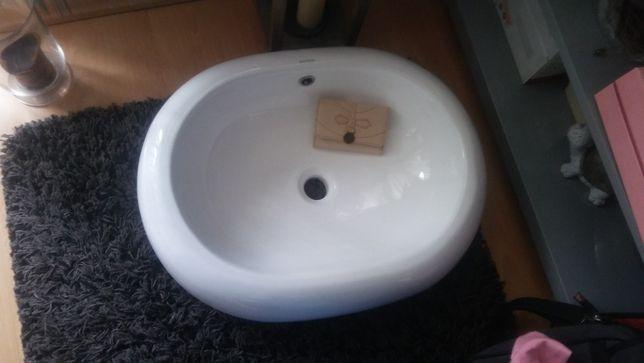 Nowa umywalka super modny kształt