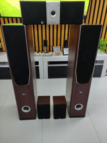 Zestaw głośników 5.0 m-audio hts-501