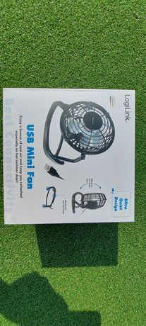 LogiLink USB mini fan