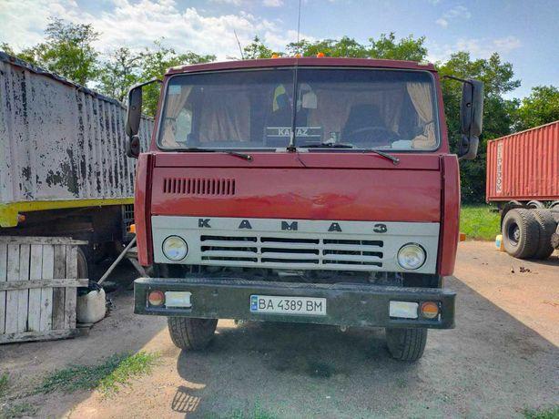 КАМАЗ 5320 З Прицепом