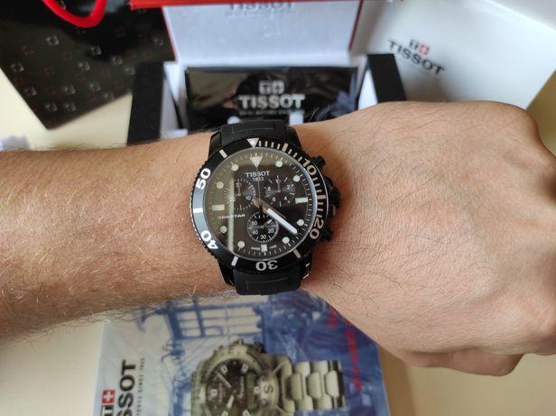 Часы мужские Tissot Seastar Новые Оригинал