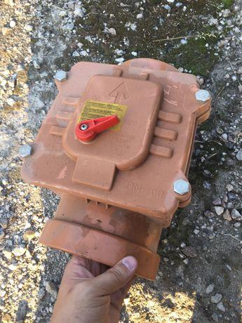 Обратный клапан канализации dn-160