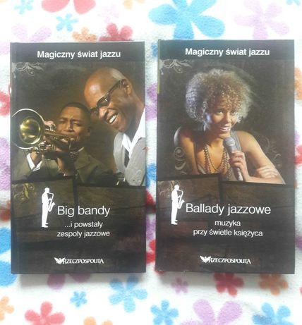 Magiczny świat jazzu t. 1 i 2: Ballady jazzowe, Big bandy