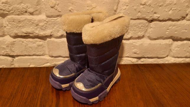 Дитячі зимові чоботи OshKosh, роз. 20, Детские сапоги