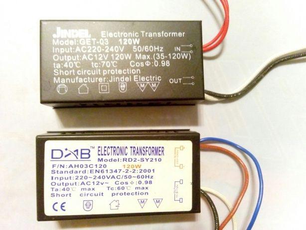 Продаю блок питания (трансформатор) 220V / 12V ПЕРЕМЕННОГО напряжения.