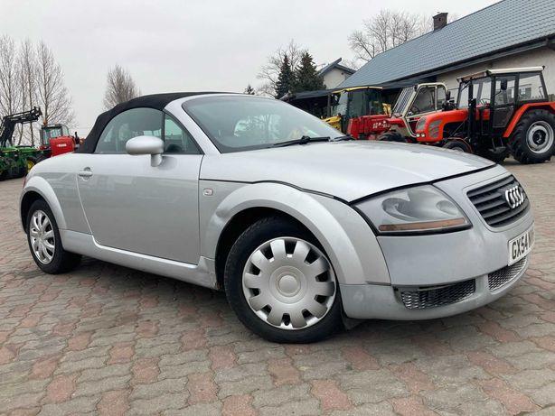 Audi TT 1.8 TURBO 150KM 2005 ROK*Skóra,Elektryka*Zadbane COUPE,Anglik