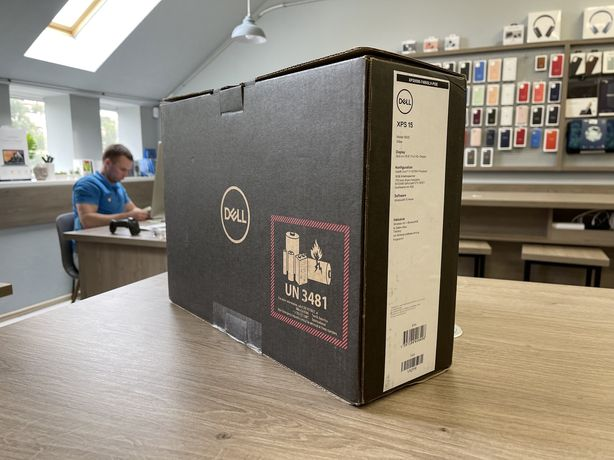 Ноутбук Dell XPS 15 9500  (i7/16gb/1TB)
