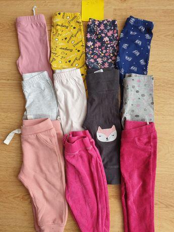 Ubranka dla dziewczynki, 74